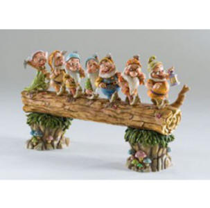 Homeward Bound-Seven Dwarfs Figurine