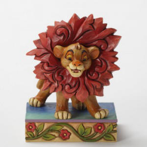 Just Can't Wait To Be King-Simba From The Lion King Personality Pose Figurine