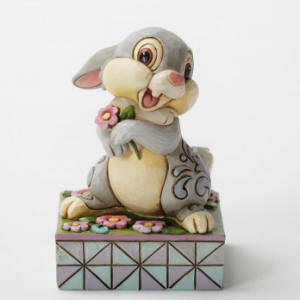 Spring Has Sprung-Thumper From Bambi Personality Pose Figurine