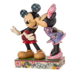 Image result for Disney Traditions General Collection Mickey/Minnie Miss From Me 4053366
