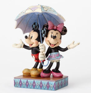 Image result for Disney Traditions General Collection Mickey & Minnie Umbrella