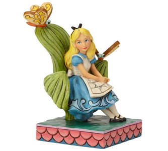 Image result for Disney Traditions General Collection Alice in Wonderland