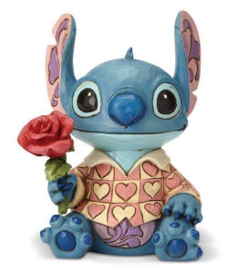 Image result for Disney Traditions General Collection Stitch Valentine