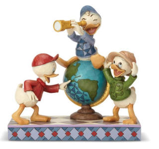 Image result for Disney Traditions General Collection Huey, Dewey & Louie