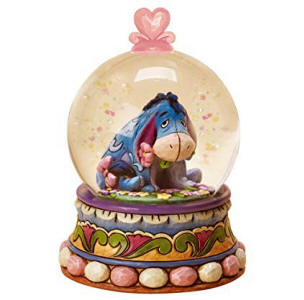 Image result for Disney Traditions General Collection EEYORE WATERBALL;; 015351