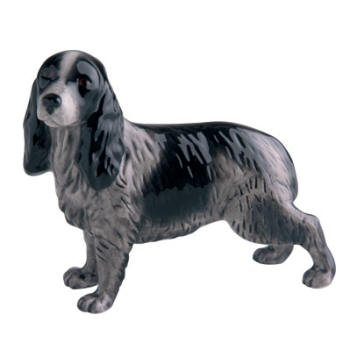 Cocker Spaniel (Blue Roan)