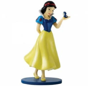 Fairest Of Them All Snow White Figurine