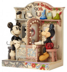 Image result for Disney Traditions General Collection Mickey 90th Anniversary