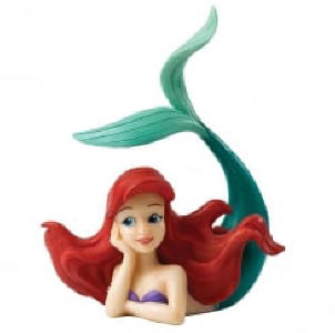 The Girl Who Has Everything Ariel Figurine